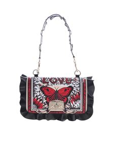Red Valentino - Black butterfly shoulder bag