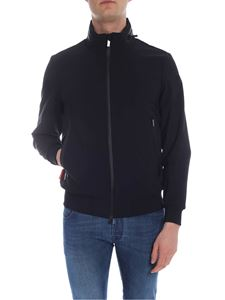 RRD Roberto Ricci Designs - RRD hooded jacket in blue