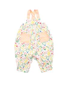 Stella McCartney Kids - Small Fruit All In One dungarees