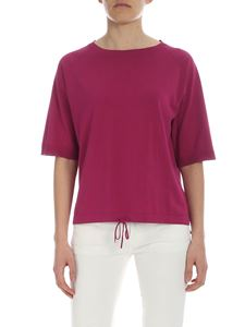 Kangra Cashmere - Kangra pullover in cyclamen color
