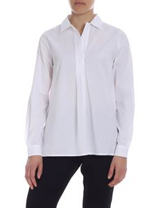Fay - Fay blouse in white