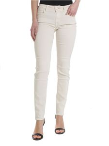Jacob Cohën - Jocelyn trousers in light beige