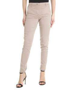 Jacob Cohën - Marina trousers in taupe color