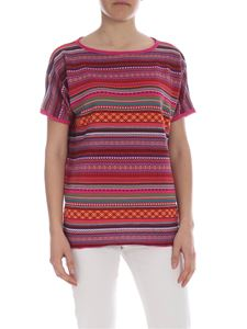 Ballantyne - Ballantyne striped T-shirt