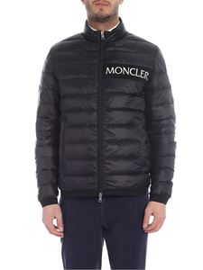 Moncler - Black Neveu down jacket