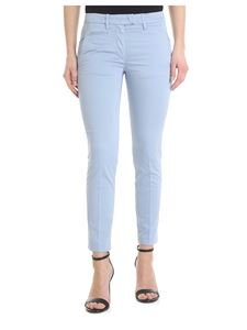 Dondup - Light blue Perfect trousers