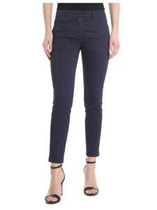 Dondup - Dark blue Perfect trousers