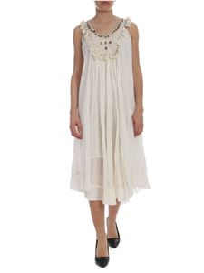 Mes Demoiselles - Bodega dress with tassels and charms