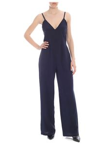 Semicouture - Jumpsuit with wide trousers