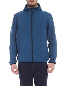 Herno - Blue wind jacket