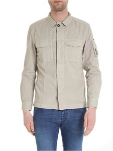 CP Company - Pure cotton shirt in beige
