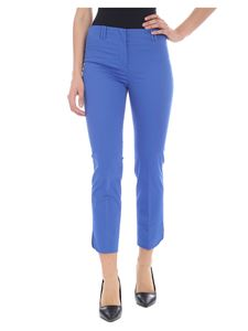 Incotex - Medusa trousers in bluette