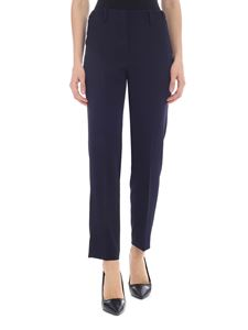 Incotex - Galene trousers in dark blue