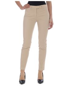 Incotex - Alycia trousers in beige