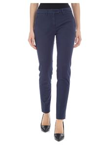 Incotex - Alycia trousers in blue