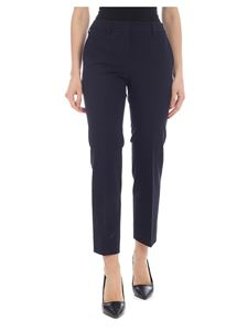 Incotex - Dania trousers in dark blue