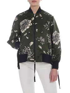 Moncler - Thimphou jacket in army green
