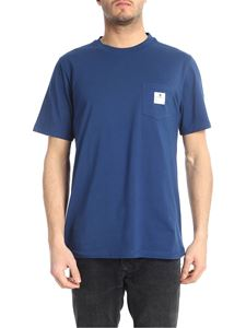 Department 5 - Blue T-shirt with pocket