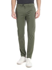 Department 5 - Military green cotton trousers