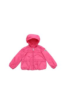 Moncler Jr - Prague jacket in fuchsia