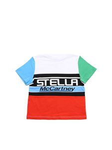 Stella McCartney Kids - Stella McCartney color block t-shirt