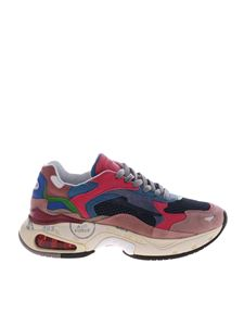 Premiata - Chunky Sharky sneakers multicolor