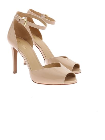 Michael Kors - Cambria sandals in nude color