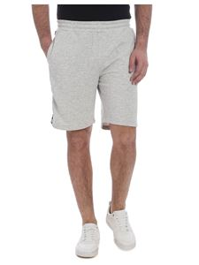 Fila - Side bands sweatshorts in light gray