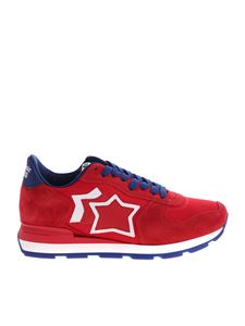 Atlantic Stars - Antares red sneakers