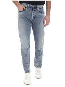Levi's - 502 Regular Taper jeans in shaded blue
