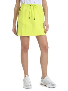 Kenzo - Sweat skirt in neon yellow