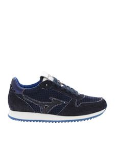 Mizuno - Blue denim Etamin sneakers