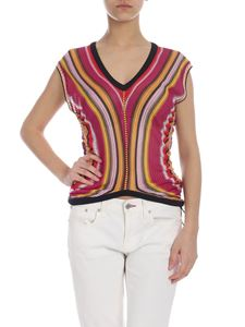 Pinko - Perduto top in multicolor