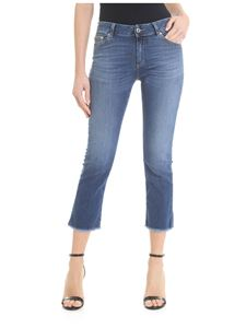 Care Label - Cigar Bell Crop Jeans 123