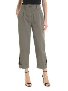 True Royal - Stella trousers in army green