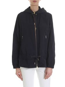 Woolrich - Erie blue jacket