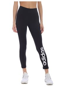 Adidas - Leggings Essentials Linear nero