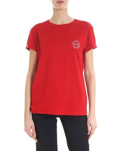 Karl Lagerfeld - Red K / City T-shirt by Karl Lagerfeld