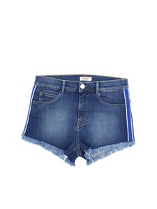 Pinko Up - Malone shorts in blue