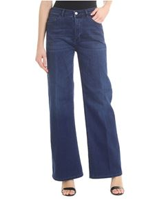 Nine in the morning - Blue Francis palazzo Jeans