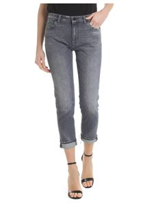 Pence - Smoky grey denim jeans