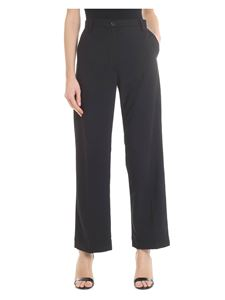 Nine in the morning - Black Deep palazzo trousers
