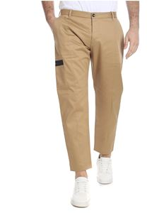 Nine in the morning - Pantalone Archive color cammello