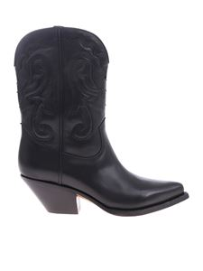 Buttero - Black Texan boots
