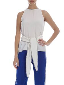 Pinko - White Passionale top