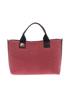 Pinko - Nuvolari bag in red canvas