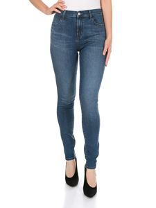 J Brand - Maria skinny jeans in Polaris blue