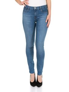 J Brand - 811 eco wash jeans in blue
