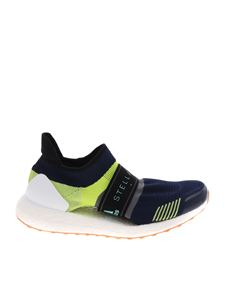 Adidas by Stella McCartney - Ultraboost X 3D sneakers in blue and green