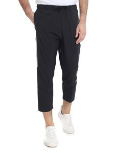 Adidas - Adidas Originals logo pants in black
